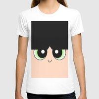 powerpuff girls T-shirts featuring Buttercup -The Powerpuff Girls- by CartoonMeeting