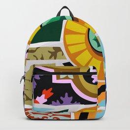 Gaudi Park Güell Backpack