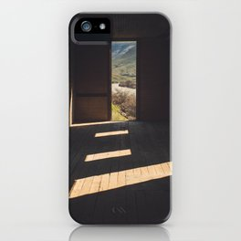 Room in the High Desert iPhone Case