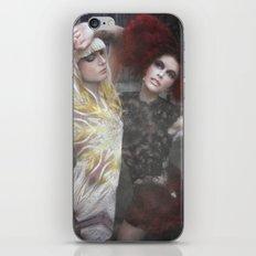 lucious iPhone & iPod Skin