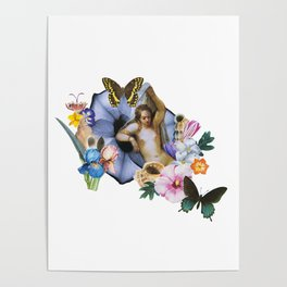 Aphrodite Blooming Poster
