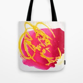Thai Iced Tea Tote Bag