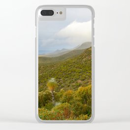 Bluff Knoll, Stirling Range National Park. WA Clear iPhone Case
