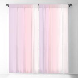 Pink Ballerina Gradient Blackout Curtain