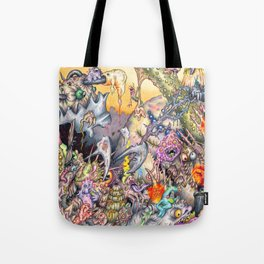 The Litter Bug Tote Bag