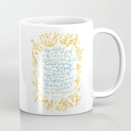 Take Delight in the Lord- Psalm 37:4-6 Coffee Mug