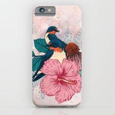 Barn Swallows Slim Case iPhone 6