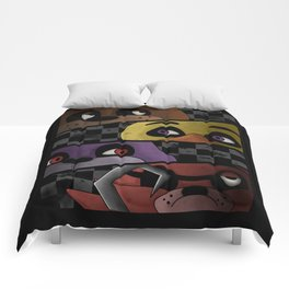Freddy and Friends are Ready! Comforters
