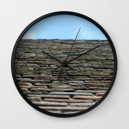 Roof Top Wall Clock