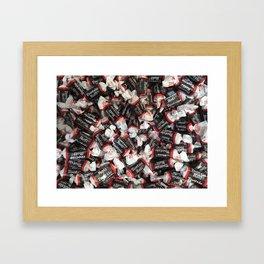 Candies 5 Framed Art Print