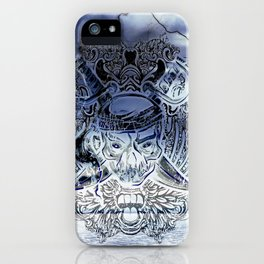 Ghost Pirate iPhone Case
