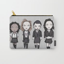 Plushie Witches Carry-All Pouch