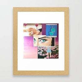 IRL Framed Art Print