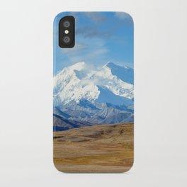 Denali iPhone Case