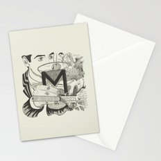 M is for Martini Stationery Cards