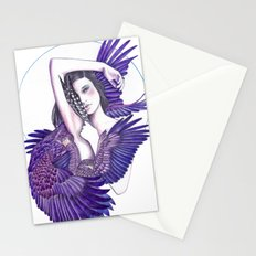 Eagle Woman Stationery Cards