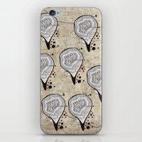 blueprint iPhone & iPod Skins featuring Blueprint Pods by Finn Wild