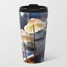 Tiny Fragile Mushroom Travel Mug