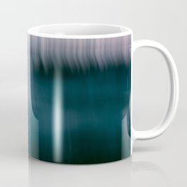 Forest Wilderness by the Sea Abstract Coffee Mug