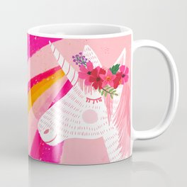 You are a unicorn Coffee Mug