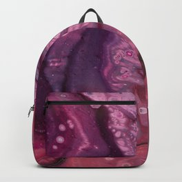 Lifeline Acrylic Pour 2199 Backpack