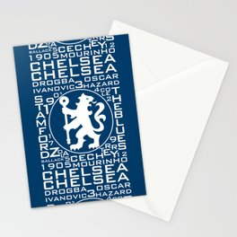 MixWords: Chelsea Stationery Cards