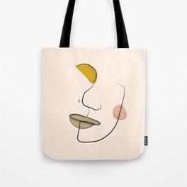 Le portrait d'Henriette Tote Bag