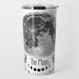 The Moon: Intuition Travel Mug