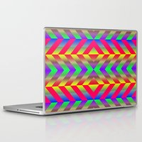 psychedelic Laptop & iPad Skins featuring Psychedelic by Texture