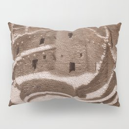 The Cliff Dwellers - Legends Of America Pillow Sham