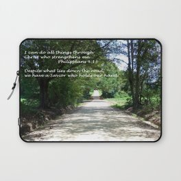 I Can Do All Things Laptop Sleeve