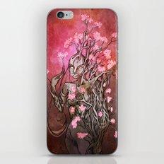 Lumen Blossoms iPhone & iPod Skin