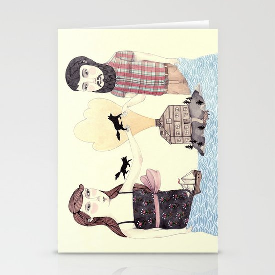 Giving Stationery Cards