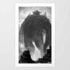 CYCLOPS Art Print