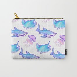 Seacreatures Carry-All Pouch