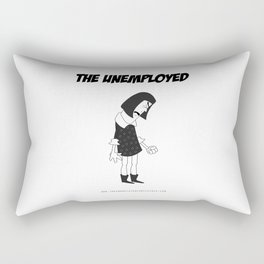 The Unemployed - Vivienne Rectangular Pillow