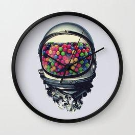 Astro Gum Wall Clock