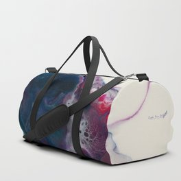 In Bloom - Resin art Duffle Bag