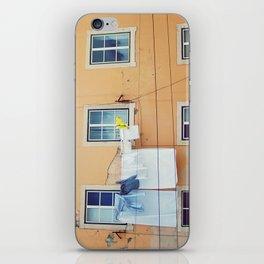 Windows of Alfama, Lisbon iPhone Skin