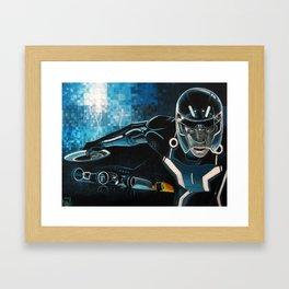 TR2N Framed Art Print