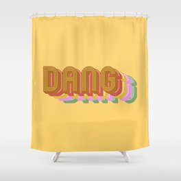 DANG Shower Curtain