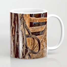 Draft Horse Harness Coffee Mug