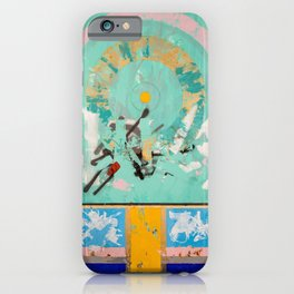 Turntable #190420191420 iPhone Case