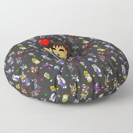 Merciful Floor Pillow