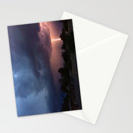 Desert Storm Stationery Cards