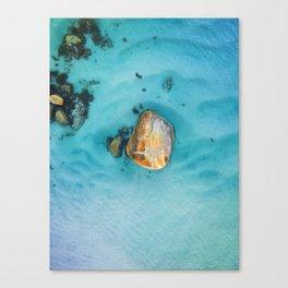 Observer - Greens Pool - Denmark - Western Australia Canvas Print