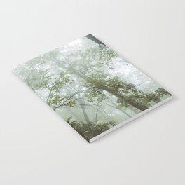 Misty Morning Notebook