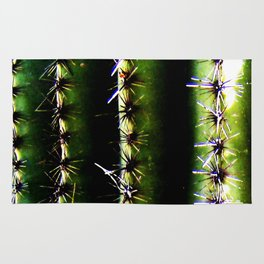 Saguaro Ribs Rug