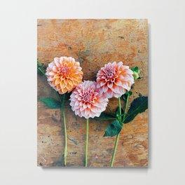 Autumn Mood #1 - Modern Botanical Photograph Metal Print