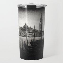 Venice - San Giorgio Maggiore 1910 Travel Mug